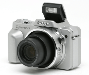 Sony Cyber-Shot DSC-H3 Manual user Guide and Specification