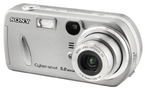 Sony Cyber-Shot DSC-P92 Manual User Guide and Specification