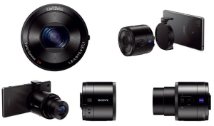Sony Cyber-Shot DSC-QX100 Manual - camera look