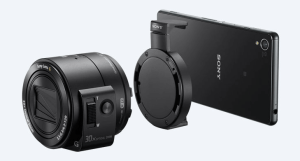 Sony Cyber-Shot DSC-QX30 Manual for Sony Attachable Lens Camera