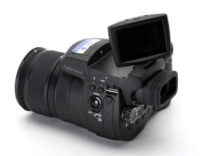 Sony Cyber-Shot DSC-R1 Manual - camera back side