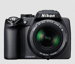 Nikon CoolPix P100 Manual-camera front face