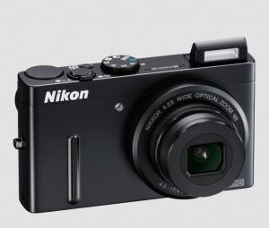Nikon CoolPix P300 Manual - camera front face