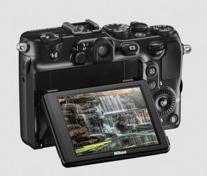 Nikon CoolPix P7100 Manual - camera back side