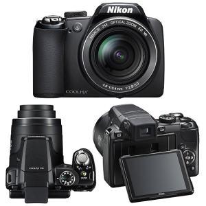 Nikon CoolPix P90 Manual - camera sides