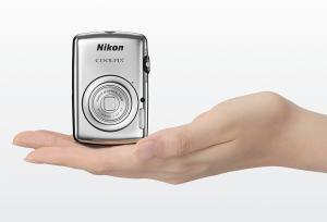 Nikon CoolPix S01 Manual-camera compact body