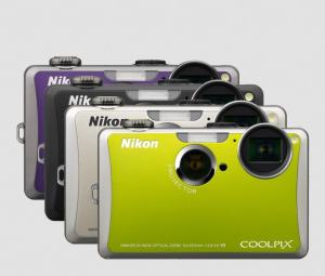Nikon CoolPix S1100pj Manual - camera variant
