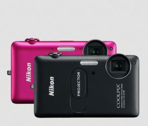 Nikon CoolPix S1200pj Manual for Nikon's Stylish Compact with Projector