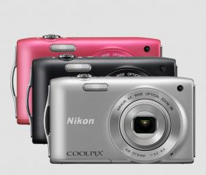 Nikon CoolPix S3300 Manual for Nikon's Slim and Stylish Digital Camera
