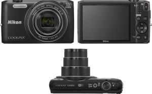 Nikon CoolPix S6800 Manual-camera sides