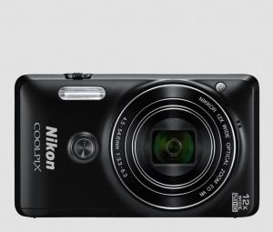 Nikon CoolPix S6900 Manual-camera front face