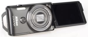 Nikon CoolPix S6900 Manual-flipped selfie screen