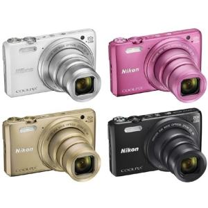 Nikon CoolPix S7000 Manual - camera variant