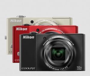 Nikon CoolPix S8000 Manual-camera variant