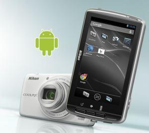 Nikon CoolPix S810c Manual-Nikon's Android Compact Camera