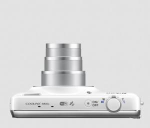 Nikon CoolPix S810c Manual-camera side
