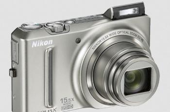 Nikon CoolPix S9050 Manual; a Manual for Nikon's Slim Travel-Zoom Camera