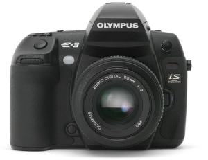 Olympus E-3 Manual User Guide and Detail Specification