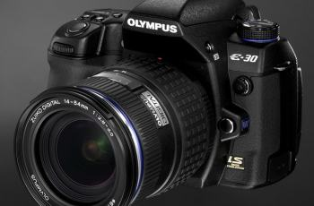 Olympus E-30 Manual for Your Advance Olympus DSLR Camera