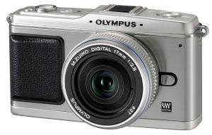 Olympus E-P1 Manual User Guide And Detail Specification