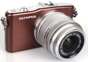 Olympus E-PM1 Manual for Olympus Ultimate Micro Four Thirds Camera