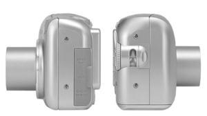 Olympus FE-110 Manual - camera side