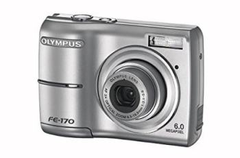 Olympus FE-170 Manual for Small Compact Olympus FE