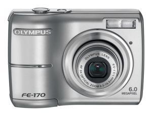 Olympus FE-180 Manual - camera front face