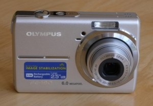 Olympus FE-190 Manual User Guide and Product Specification