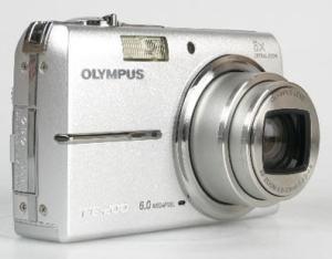 Olympus FE-200 Manual - camera front face