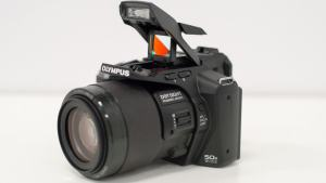 Olympus SP-100 Manual for SLR-like Camera with Fabulous Dot-Sight