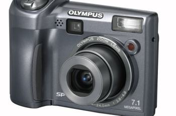 Olympus SP-320 Manual User Guide and Product Manual