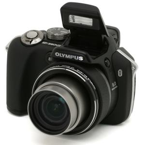 Olympus SP-560 UZ Manual User Guide and Product Specification