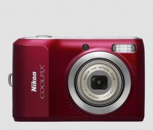 Nikon CoolPix L20 Manual - camera front face