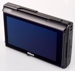 Nikon CoolPix S100 Manual - camera back side