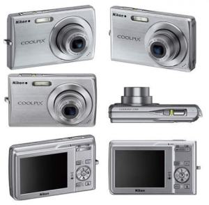 Nikon CoolPix S203 Manual user Guide and Product Specification 1