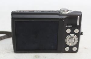Nikon CoolPix S205 Manual - camera back side