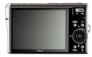 Nikon CoolPix S52C Manual - camera back side
