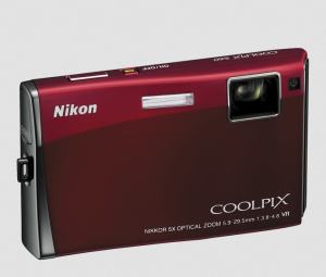 Nikon CoolPix S60 Manual User Guide and Product Specification
