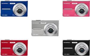 Olympus FE-360 Manual - Camera variant