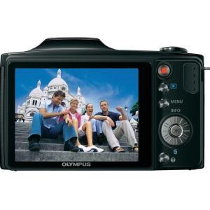 Olympus SZ-11 Manual - camera back side
