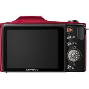 Olympus SZ-12 Manual - camera back side