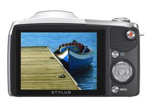 Olympus SZ-16 iSH Manual - camera back side