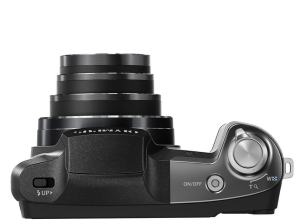 Olympus SZ-16 iSH Manual -camera side