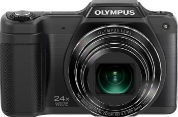 Olympus SZ-30MR Manual - camera front side