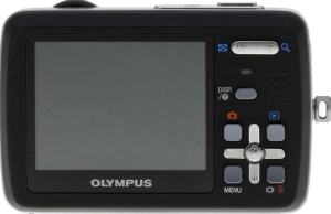 Olympus Stylus-550WP Manual-camera back side