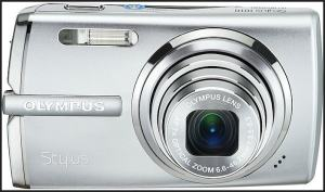 Olympus Stylus-7000 Manual - camera front side
