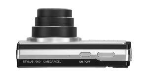 Olympus Stylus-7000 Manual - camera side