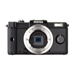 Pentax Q Manual for Pantax Mini Pro-Mirrorless Camera