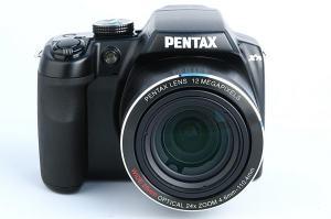 Pentax X70 Manual camera front face